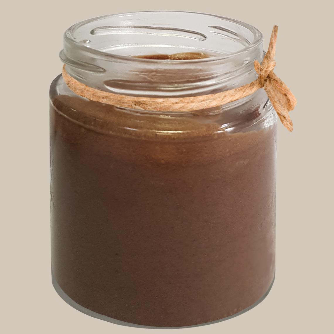Mousse de chocolate casera